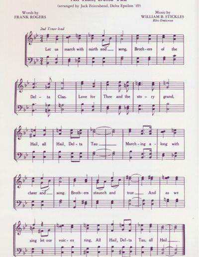 ΔΤΔ Song Book 1996 - Page 8