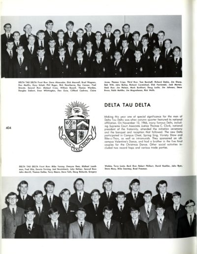 Yearbook 1967 (pg 404)
