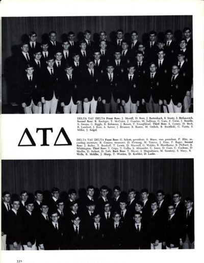 Yearbook 1968 (pg 332)