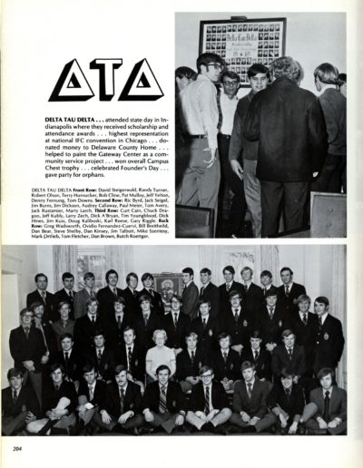 Yearbook 1970 (pg 204)